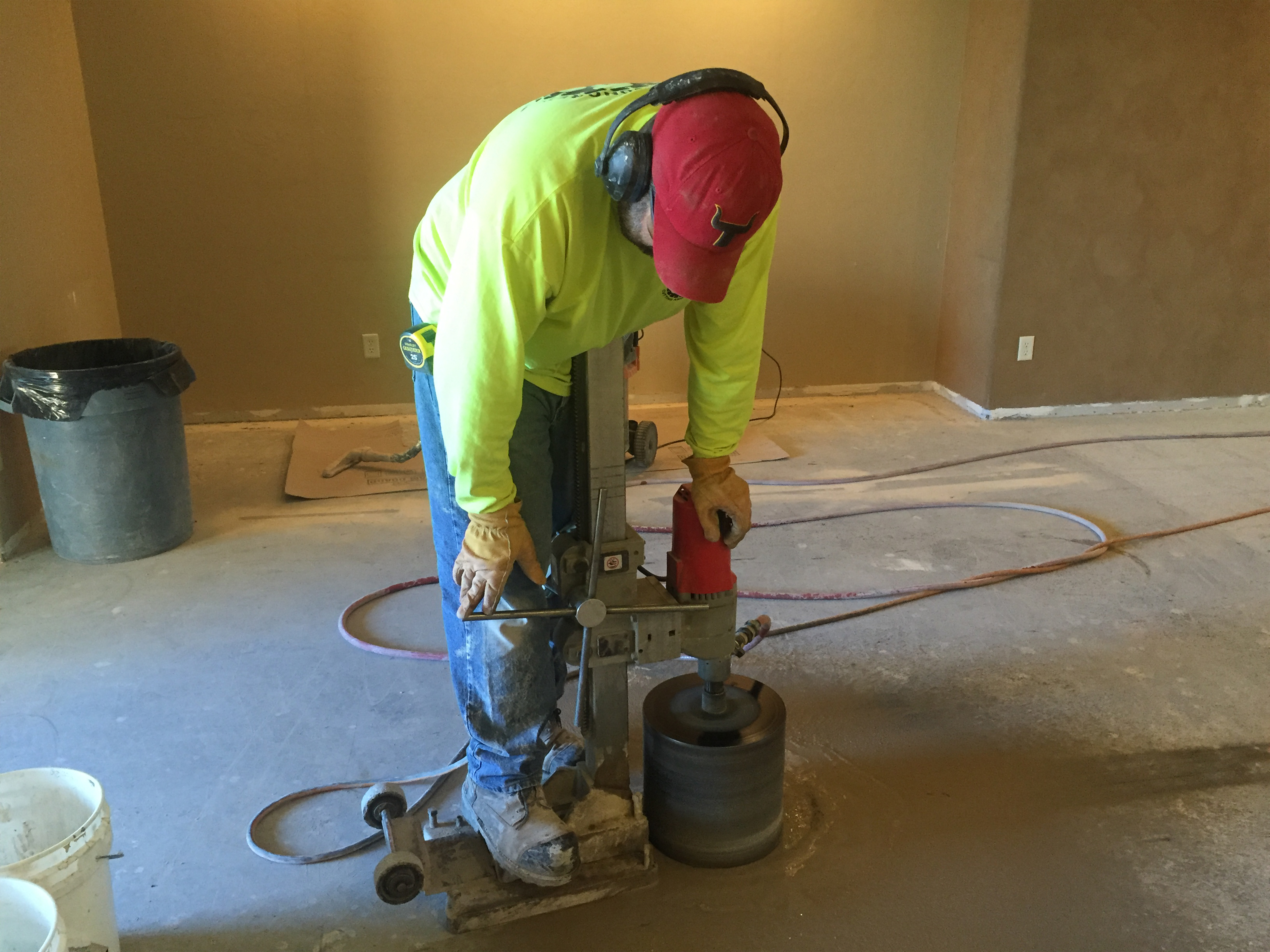 Tucson Concrete Cutting And Coring Casas Adobes